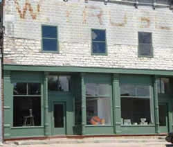 Front of Melton Cook Studio in Kansas