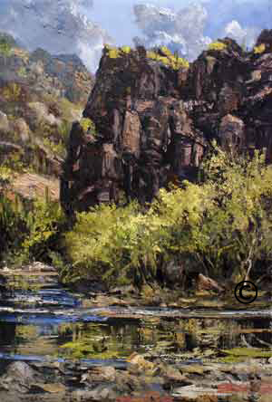 Lower Sabino - Spring #1